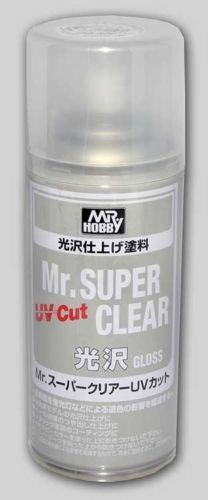 Gunze B522 Spray Mr Super Clear Gloss UV Cut 170ml