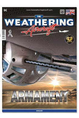 Ammo by Mig Book AMIG5210 The Weathering Aircraft