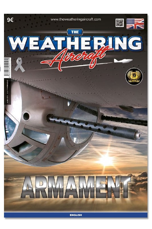 Ammo by Mig Book AMIG5210 The Weathering Aircraft Armament