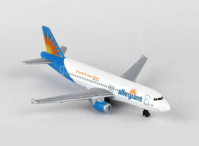 Daron Allegiant Airlines A320 Authentic Livery RT2324