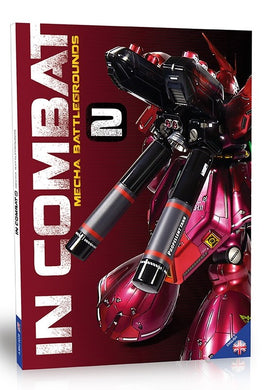 Ammo by Mig Book AMIG6013 In Combat Painting Mechas 3rd Edition