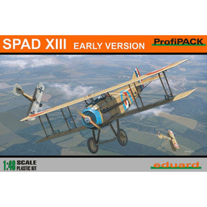 Eduard 1/48 French SPAD XIII Early 8197