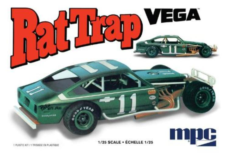 MPC 1/25 Rat Trap Chevy Vega Circle Track Racer 905