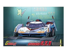 Load image into Gallery viewer, Aoshima 1/24 Asurada GSX Clear Body Plastic Kit 05647