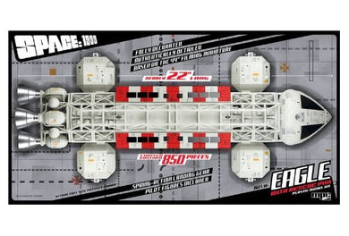 MPC 1/48 Space 1999 Rescue Eagle Finished Display Model LIMITED TO 850 MPC903