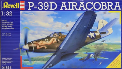 Revell 1/32 US P-39D Airacobra 04868