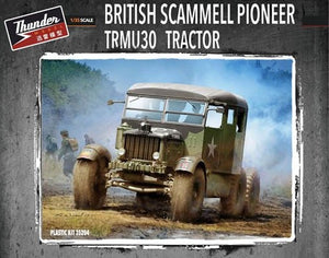 Thunder Model 1/35 British Scammell Pioneer TRMU30 Tractor 35204
