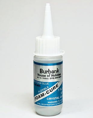 BSI 141 Foam-Cure EPP Foam Glue 1 FL.OZ BSI141