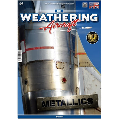 Ammo by Mig Book AMIG5205 The Weathering Aircraft Metallics