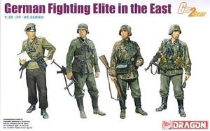 Dragon 1/35 German Fighting Elite in the East 6692