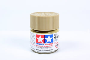 Tamiya Acrylic 10ml Mini 81760 XF-60 Dark Yellow
