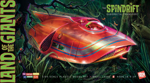Doll & Hobby 1/64 Spindrift from Land of the Giants 1830 COMING SOON