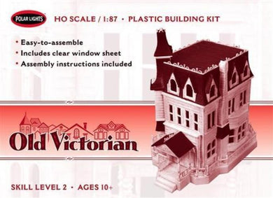 Polar Lights 1/87 HO Old Victorian (Aadams Family) POL969
