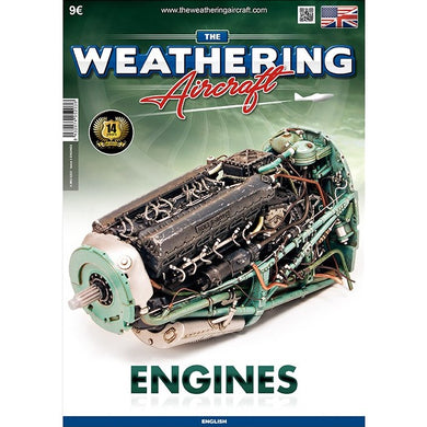 Ammo by Mig Book AMIG5203 The Weathering Aircraft Engines
