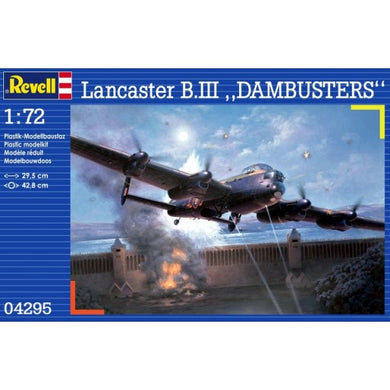 Revell Germany 1/72 Lancaster Dambusters 04295