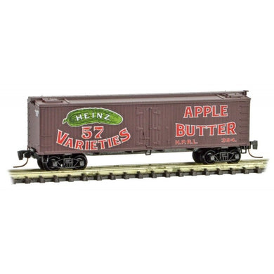 Micro-Trains Z Scale Heinz Reefer series #8 51800530
