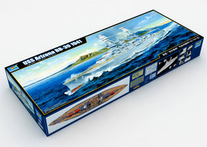 Trumpeter 1/200 USS Arizona BB-39 Battleship 1941 03701