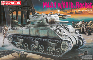 Dragon 1/35 US M4A4 w/60 lb. Rocket 6041