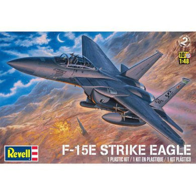 Revell 1/48 US F-15E Strike Eagle 855511