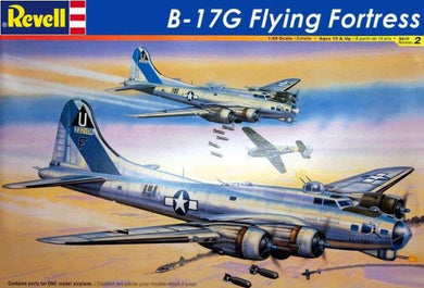 Revell 1/48 US Air Force Boeing B-17G Flying Fortress 855600