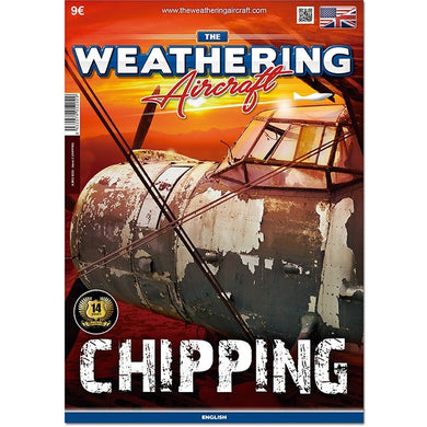 Ammo by Mig Book AMIG5202 The Weathering Aircraft Chipping