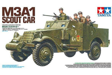 Tamiya 1/35 US M3A1 Scout Car 35363