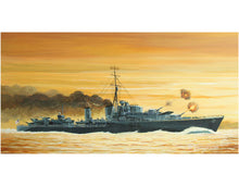 Load image into Gallery viewer, Trumpeter 1/700 HMS Eskimo Destroyer 1941 05757
