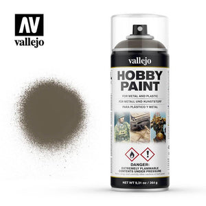 "Vallejo 28.005 US Olive Drab 400ml Spray ""AFV"""