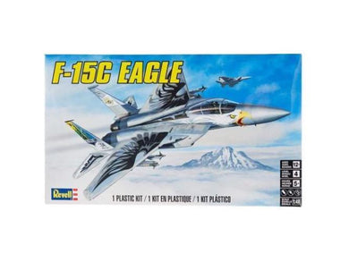Revell 1/48 US F-15C Eagle 855870