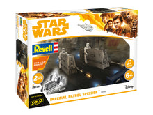 Load image into Gallery viewer, Revell Star Wars Snaptite 1/28 Build & Play Imperial Patrol Speeder 851676