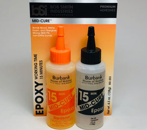 BSI 203 15 Min Epoxy Small (4.5oz) BSI203