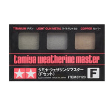 Load image into Gallery viewer, Tamiya 87123 Weathering Master Set F