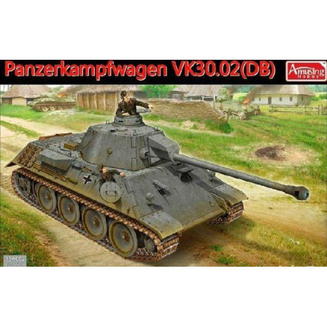 Amusing Hobby 1/35 German VK3002(DB) 35A002