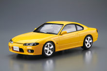 Load image into Gallery viewer, Aoshima 1/24 Nissan Silvia S15 '99 05679