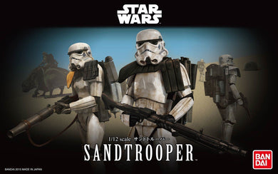 Bandai Star Wars 1/12 Sandtrooper 197348