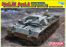 "Dragon 1/35 German Stug.III Ausf. A, Michael Wittman ""LAH"" (Barbarossa 1941) 6860"