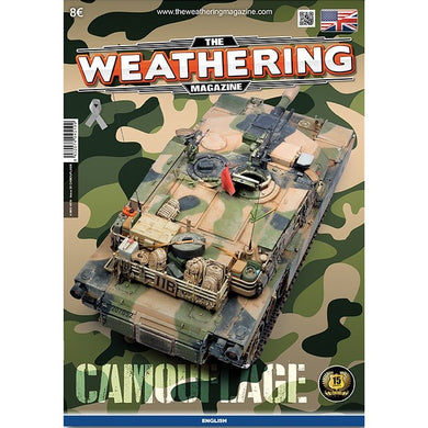 Ammo by Mig Book AMIG4519 The Weathering Magazine Camouflage