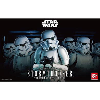 Bandai Star Wars 1/12 Stormtrooper Plastic Kit 194379