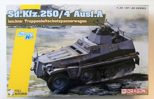 Dragon 1/35 German Sd. Kfz. 250/4 Ausf.A 6878