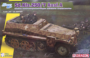 Dragon 1/35 German Sd. Kfz. 250/7 Ausf. A 6858
