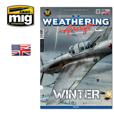 Ammo by Mig Book AMIG5212 The Weathering Aircraft Winter