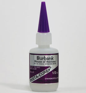 BSI 106 Insta-Cure+ Medium CA Glue 1/2 oz BSI106