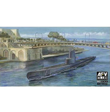 Load image into Gallery viewer, AFV Club 1/350 US Guppy Class Submarine 73512