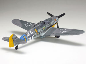 Tamiya 1/48 German Messerschmitt Bf109G-6 Fighter 61117