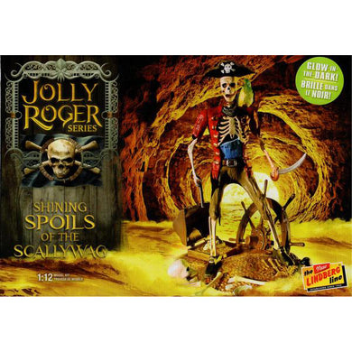 Lindberg 1/12 Jolly Roger Series Shining Spoils of the Scallywag HL614