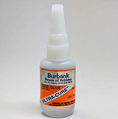 BSI 130 Ultra Cure Tire Glue 3/4oz BSI130