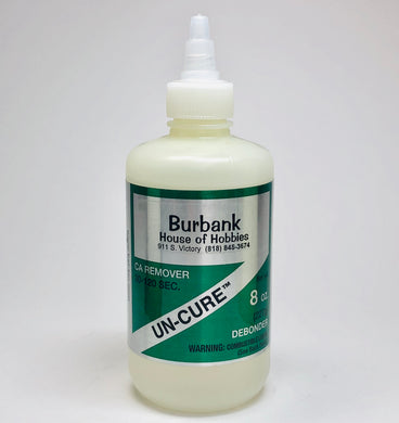 BSI 162 Un-Cure 8oz (Debonder for CA Glues)