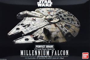 Bandai Star Wars 1/72 Perfect Grade Millennium Falcon (non lit version) 257271
