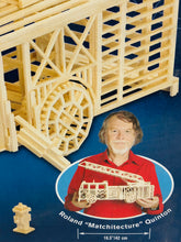 Load image into Gallery viewer, Matchitecture Fire Truck Wood Kit 6615