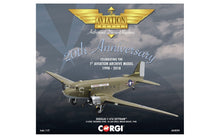 Load image into Gallery viewer, Corgi 1/72 US Douglas C-47A Sky train US Air Force Berlin Airlift AA38209